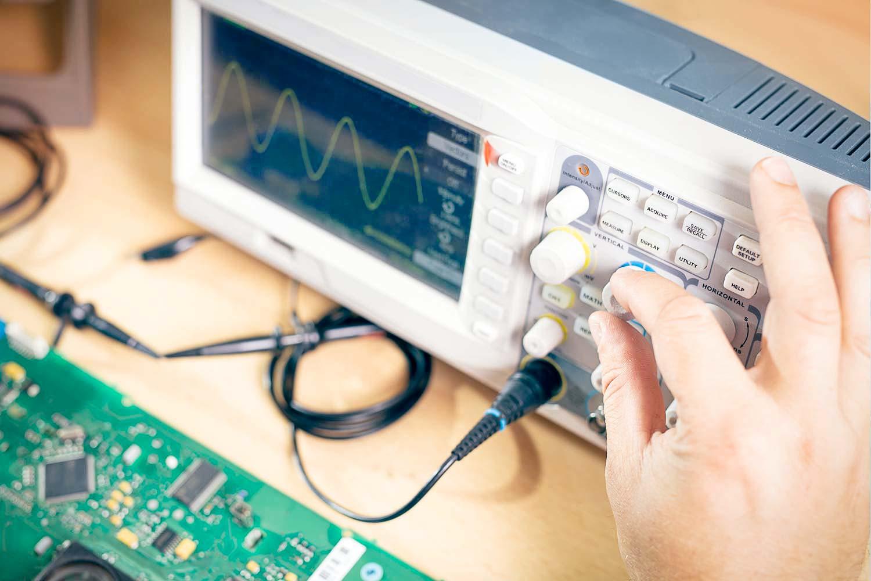 F&E zur Digitalisierung, Frequenzstabilisierung